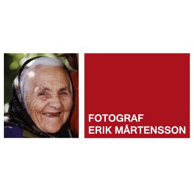 Photographer Erik Mårtensson