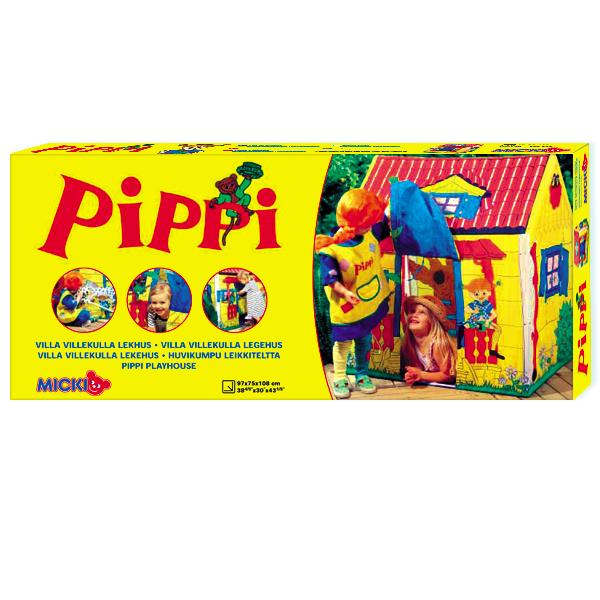 Pippi Longstocking tent